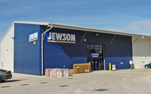 Jewsons Depot Front Entrance